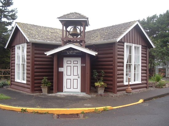 Little Log Church