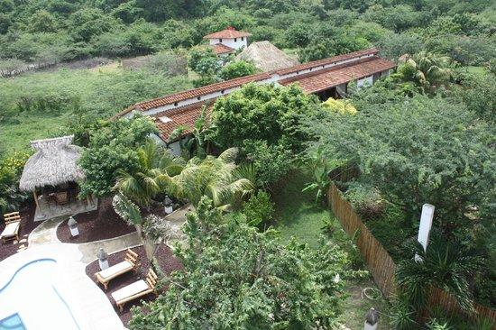 Hotel Popoyo: Apartamentos terreos.