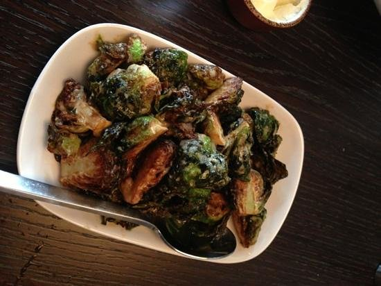 NOPA Kitchen & Bar: amazing Brussel Sprouts side