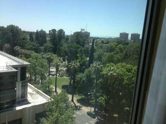 Residence Inn Sacramento Downtown at Capitol Park: View from room