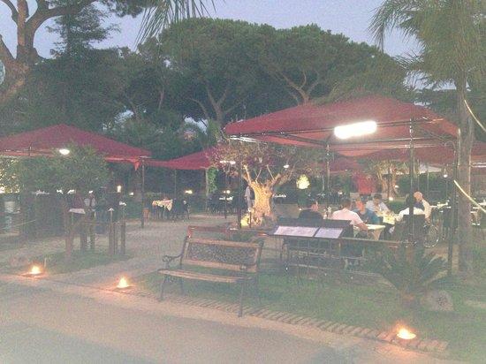 Il Girasole Ai Quintili: Il ristorante