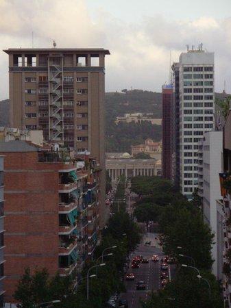 Apartamentos Europa: Piccola parte del panorama