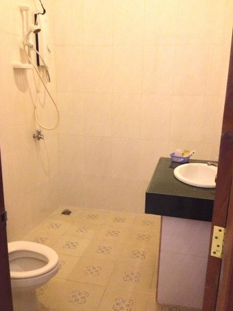 Bliss Villa : Bathroom