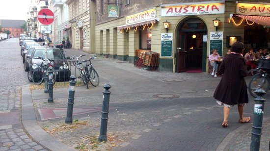 Austria Das Original: Entrada do Austria