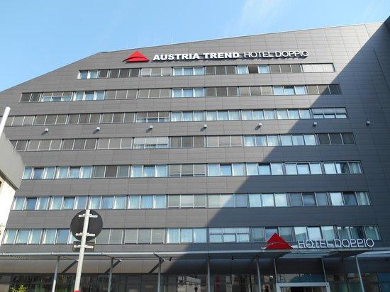 Austria Trend Hotel Doppio Wien: esterno hotel