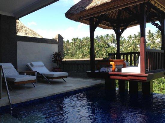 Viceroy Bali: Nice pool inside Villa