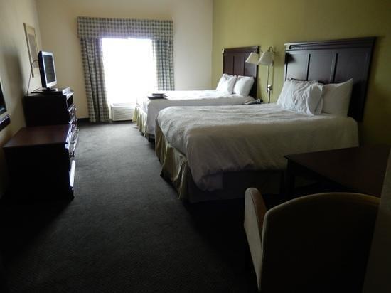 Hampton Inn & Suites Panama City Beach-Pier Park Area: Chambre