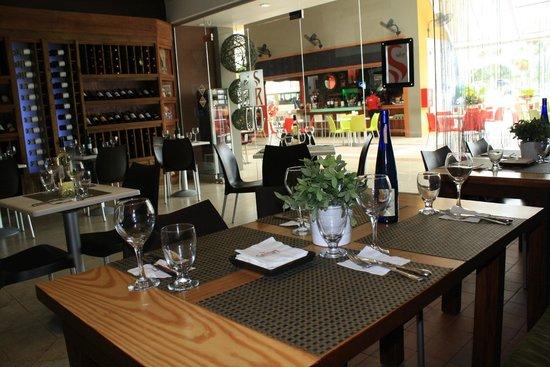 Garum Espacio Gastronomico : Restaurant