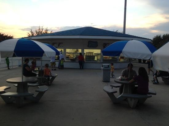 Photo of Ice Cream Shop Ritter's Frozen Custard at 3427 N Fry Rd, Katy, TX 77449, United States