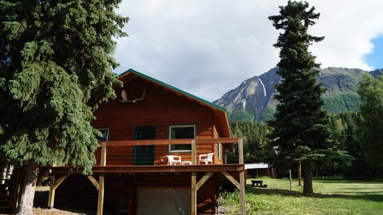 The Hutch Bed & Breakfast : Seperate rental cabin
