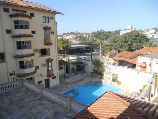 Hotel Portal das Aguas: vista lateral