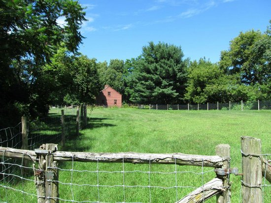 Ethan Allen Homestead : On the grounds