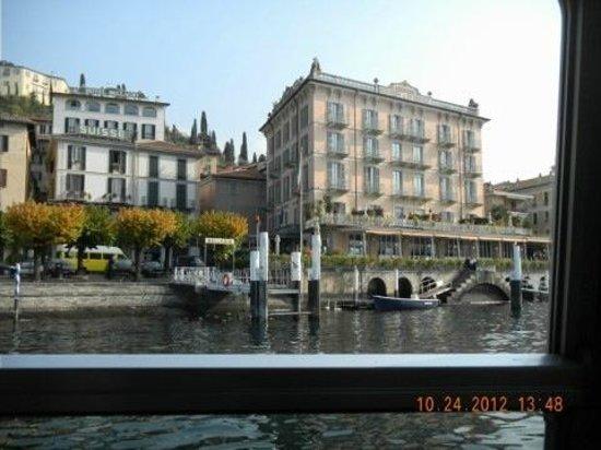 Grand Hotel Villa Serbelloni Terrace: Serbelloni Terrace in Bellagio