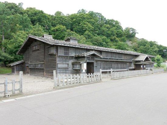 Old Shimoyoichi Unjoya: 外観