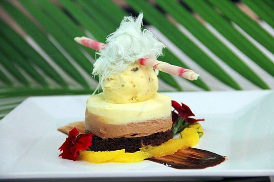 Best Western Plus Ambassador on Ruthven Motor Inn: Delicious Desserts
