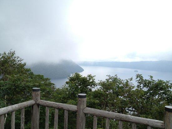 Uramashu Observatory: 霧の摩周湖