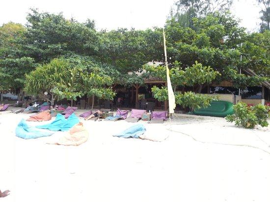 The Beach Club Hotel Gili Air: Sensational Beach