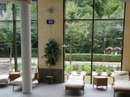 Hotel Habichtstein: Badehaus