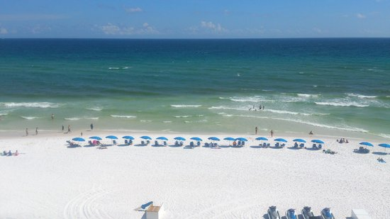 Four Points by Sheraton Destin- Ft Walton Beach: View from balcony