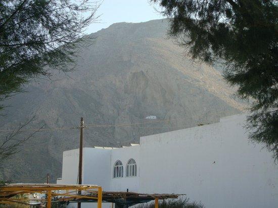 Santa Irini Hotel : view from bedroom