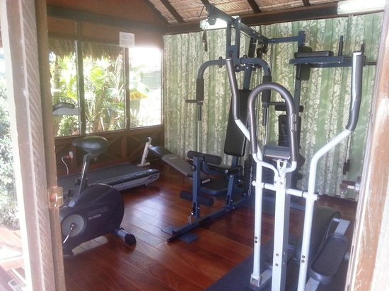 Kristal Apartments: Exercise Room