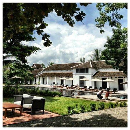 Sofitel Luang Prabang Hotel : So Beautiful.