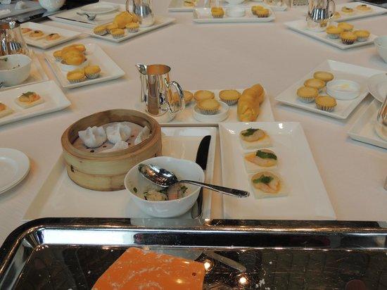 โรงแรมเดอะริทซ์คาร์ตัน ฮ่องกง: Dim Sum Class