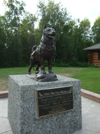 Iditarod Headquarters: Spirit of the Race