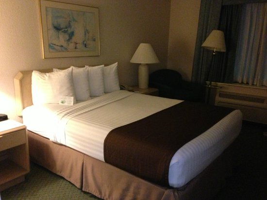 BEST WESTERN Hotel JTB/Southpoint: Bed