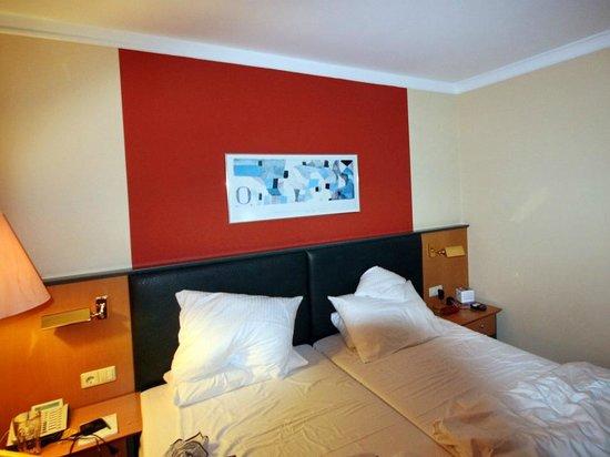 Gerry Weber Sportpark Hotel : Inneneinrichtung Doppelzimmer