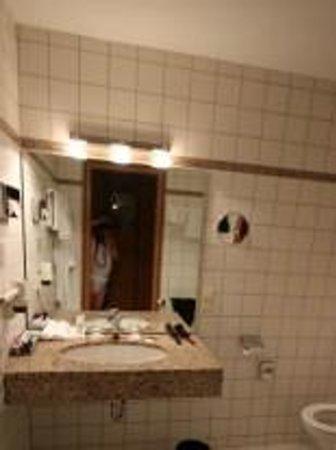 Gerry Weber Sportpark Hotel : Inneneinrichtung Badezimmer