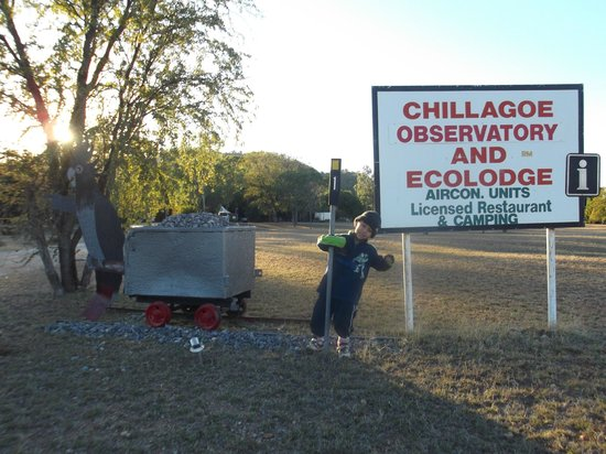 Chillagoe Observatory & Eco Lodge: Early morning