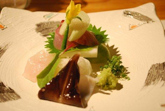 Kakumeikan Matsuzakaya Honten: お料理