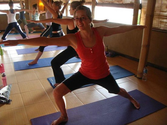 Yoga Shala at Serenity: Be Serene, Feel Serene