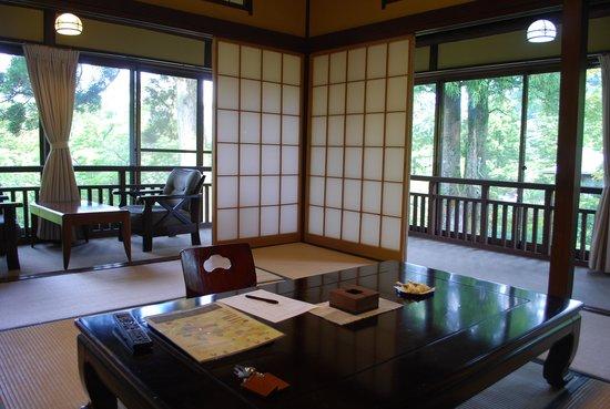 Kakumeikan Matsuzakaya Honten: 雲井のお部屋