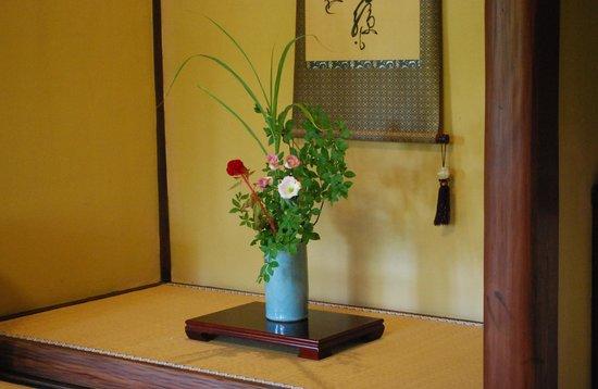 Kakumeikan Matsuzakaya Honten: 床の間 日本の美