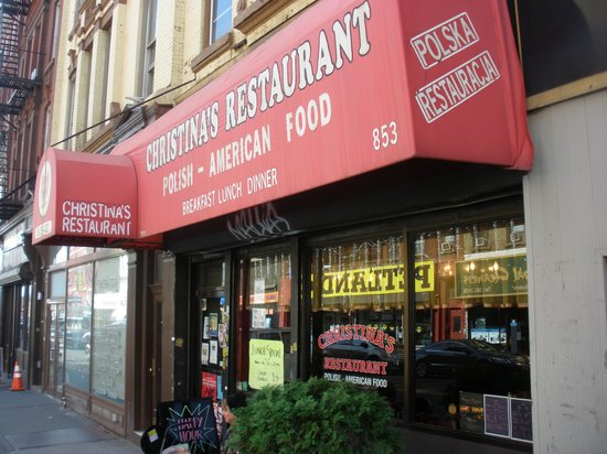 Christina's Polish Restaurant: Exterior Shot