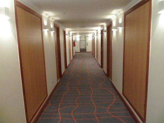Hotel Novotel Rio De Janeiro Santos Dumont: Corredor do 5 Andar