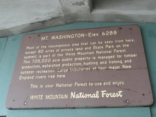 Mount Washington Observatory Weather Discovery Center: Mt. Washington facts!