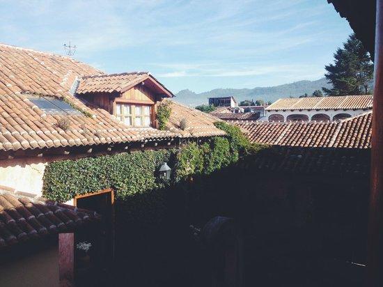 Hotel Casavieja: View