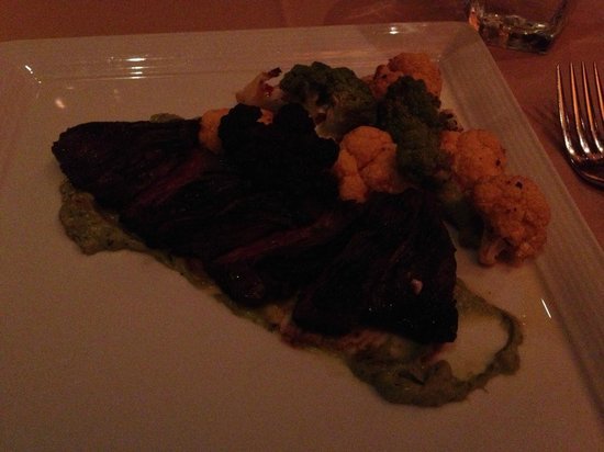 Roy's: Hanger Steak