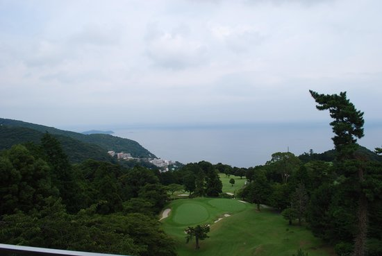 Atami Club Geihinkan: 眺め