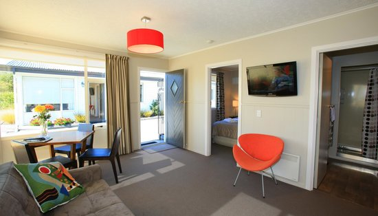 Wanaka View Motel: One bedroom chalet