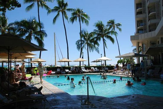 Moana Surfrider, A Westin Resort & Spa: Pool