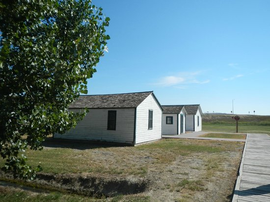 Big Horn County Historical Museum : Campbell's Work Camp4
