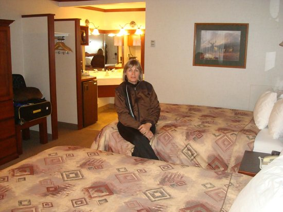 Mount Robson Inn : Room