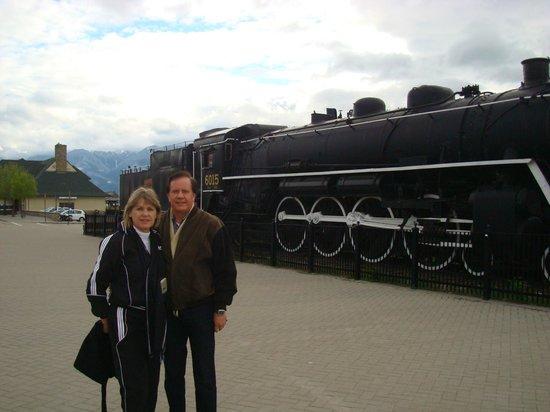 Mount Robson Inn: Meio de locomoção sugerido