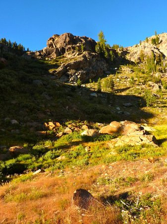 Long Canyon Trail - Picture of Trinity Alps, Trinity Center ...