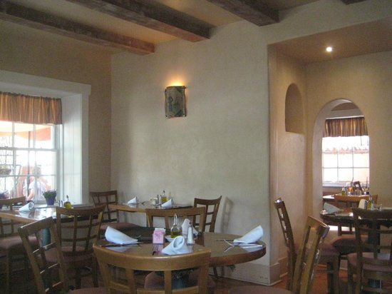 Osteria d'Assisi: Luncheon room