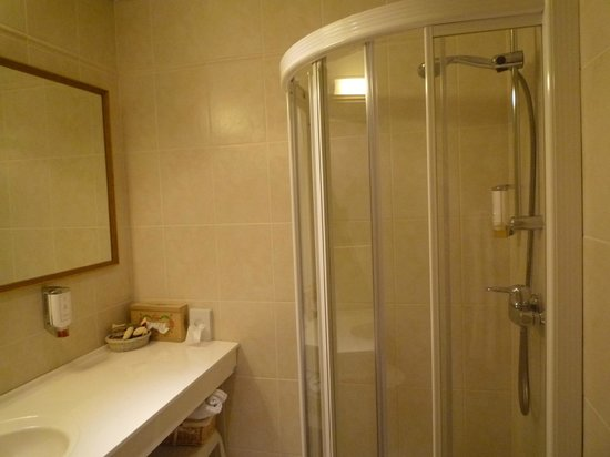 Hotel Imperial: Bathbooth